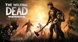The Walking Dead Final Sezonu Epic Games Store'da Olacak