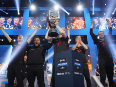 ESL Pro League Season 8 Şampiyonu Astralis