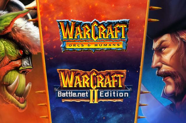 Warcraft: Orcs & Humans ve Warcraft II Battle.net Edition Şimdi GOG'da