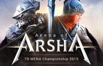 Arsha Arenası Şampiyonası Kayıtları Başladı!