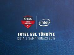 Intel ESL Türkiye Dota2 Şampiyonası Tamamlandı!