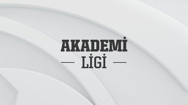 Akademi Ligi 2. Hafta Maçları Tamamlandı!
