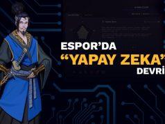 Gamer in tr-esporda-yapay-zeka-devri