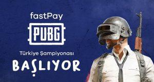 fastPay PUBG Türkiye Şampiyonası Heyecanı Başlıyor!