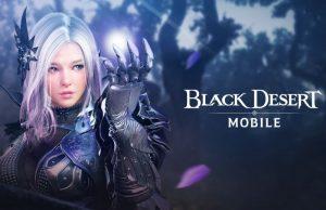 Gamer in tr-dark-knight-sinifi-artik-black-desert-mobileda