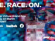 Formula 1 Sanal Yarışlar Düzenlemeye Hazırlanıyor!
