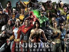 Injustice: God Among Us, Steam'de Ücretsiz!