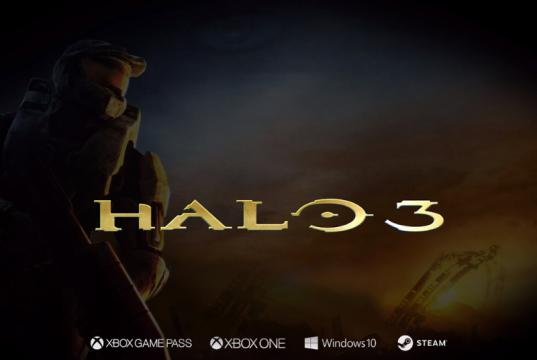 Halo 3 İçin PC'ye Geliş Tarihi Açıklandı!